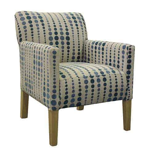 brook_occasional_chair_01 Australian Made Designer Accent Boutique Occasional Chair Warwick Fabric