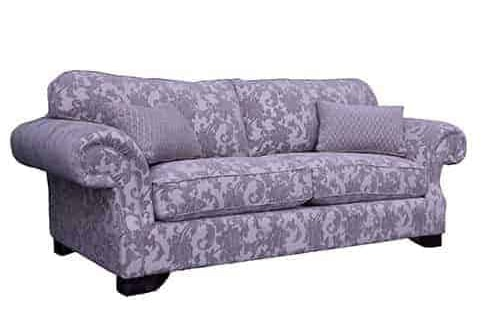 2.5 seater sofa lounge suite set - buttoning – studs