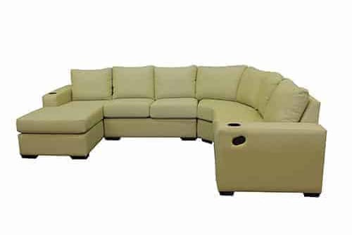 Lindeman Modular Suite with Recliner