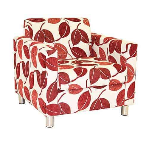 Mossvale Armchair_Designer Chair - Accent chair - Boutique Chair - Occasional Chair -Warwick Fabric