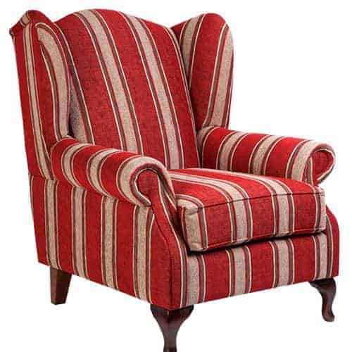 queens_wing_chair_sienna_02 vogue Australian Made Designer Accent Boutique Occasional Chair Warwick Fabric