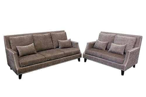 Australian made - 3 + 2 seater - Wariwck Imperial Flint