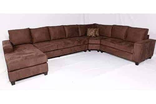 sectional modular - corner modular lounge - sofa chaise suite