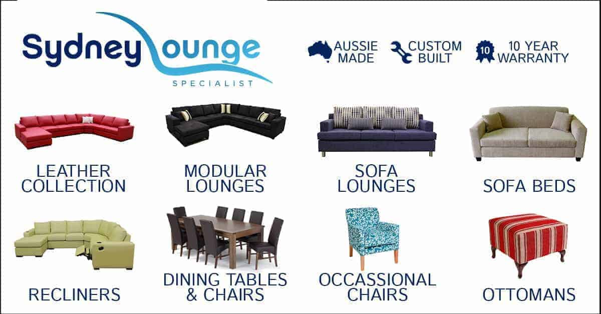 Sydney Lounge Specialist Sofa Lounges Amp Beds Made In