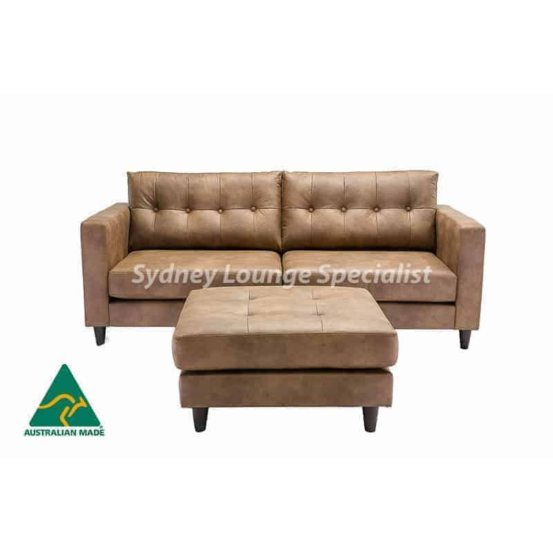 Australian Made 3 seater sofa custom made sydney