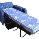 Mossvale 1.5 Seater Sofa Bed, King single sofa bed – double sofa bed – Queen sofa bed – Latex sofa bed