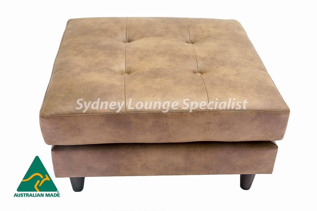 Australian Made ottoman custom made