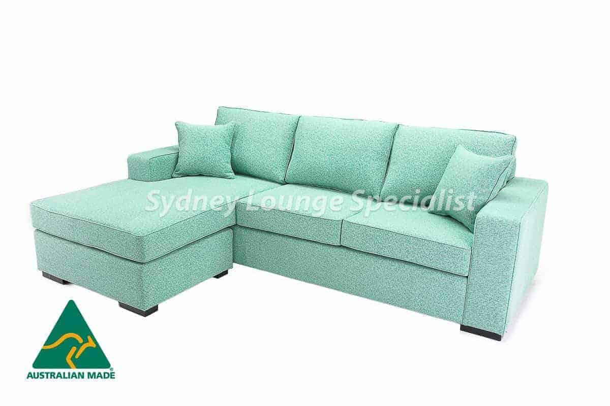 Melbourne Corner Modular Chaise Lounge Australian Made
