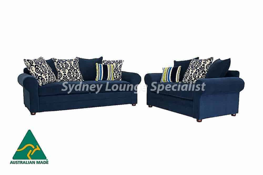 fabric chaise lounge - sofa corner modular