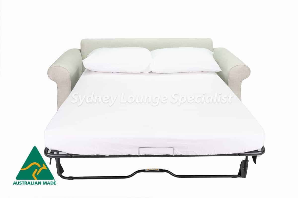 Double Sofa Bed Australian Made