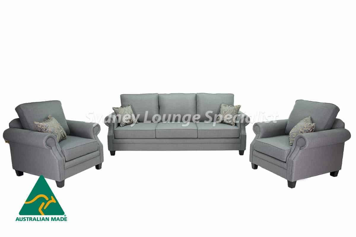 Australian Made sofa lounge Traditional