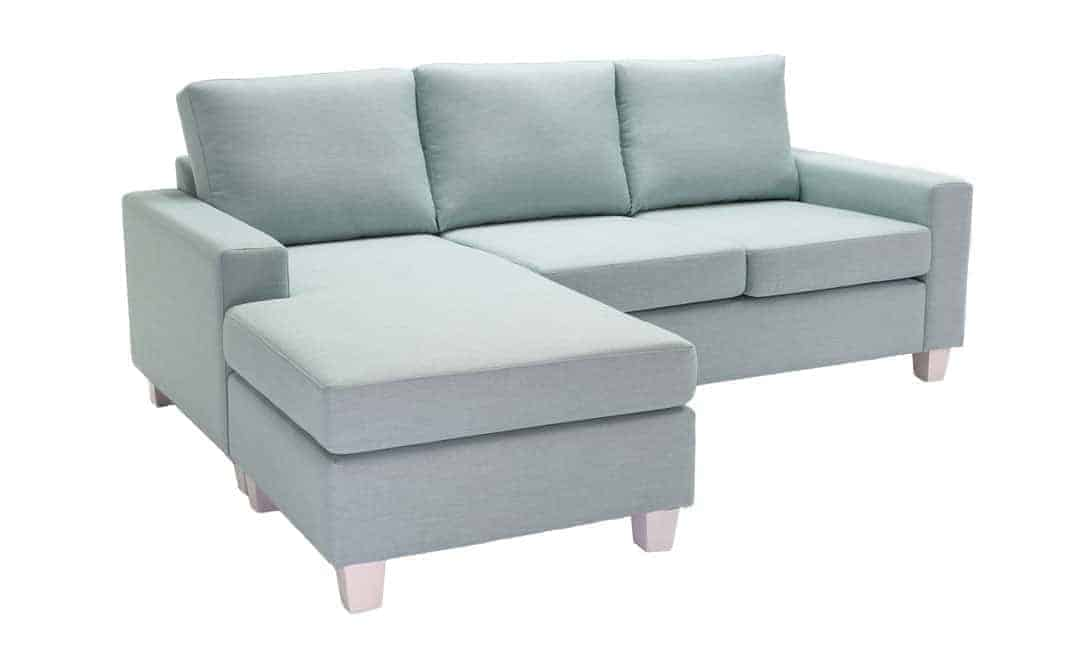 Preston range chaise sofa available at Sydney Lounge Specialist