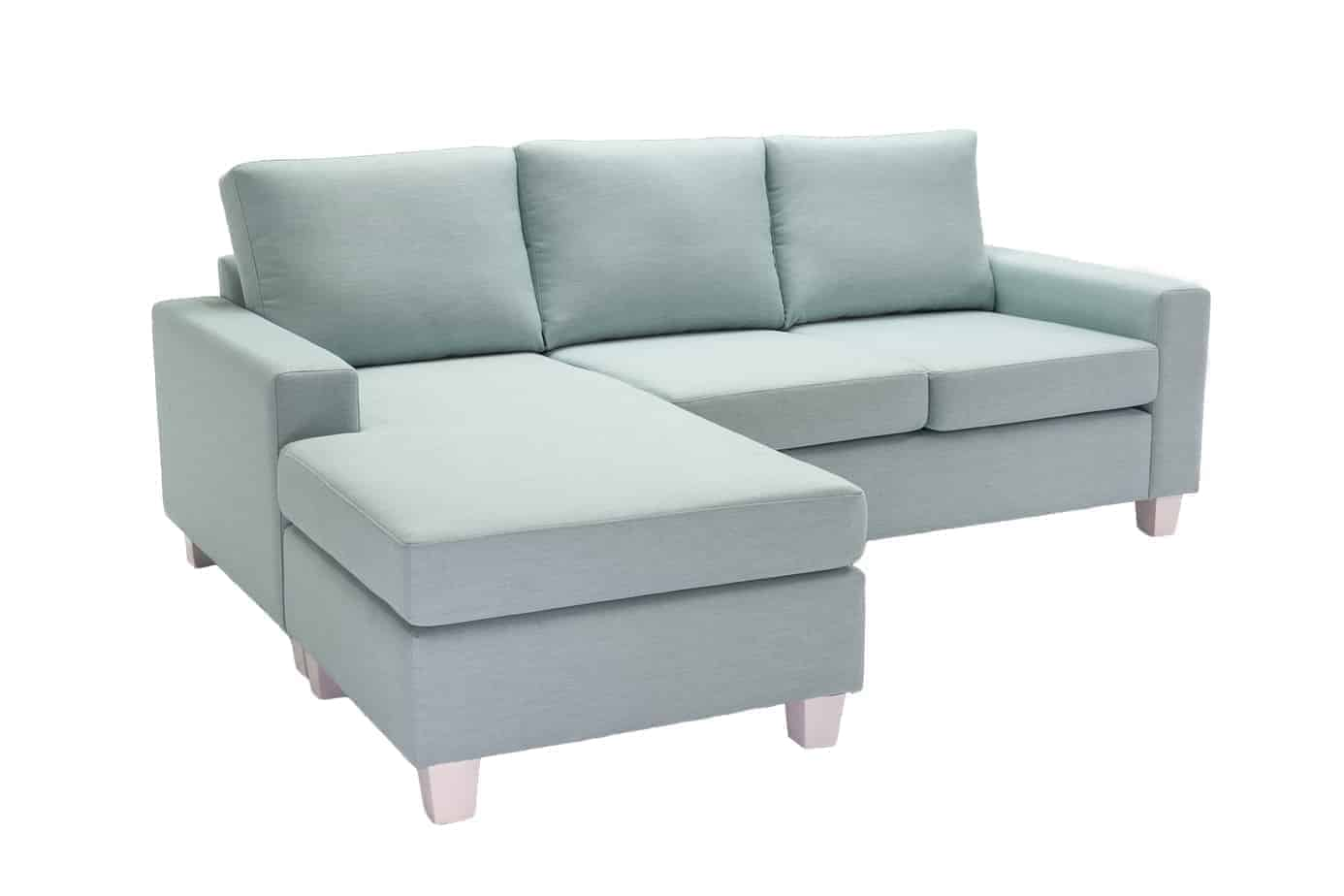 Preston 3 Seater Reversible Chaise Lounge