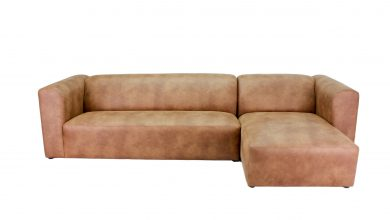 Pacific 2 Pieces Chaise Sofa Lounge Corner Modular