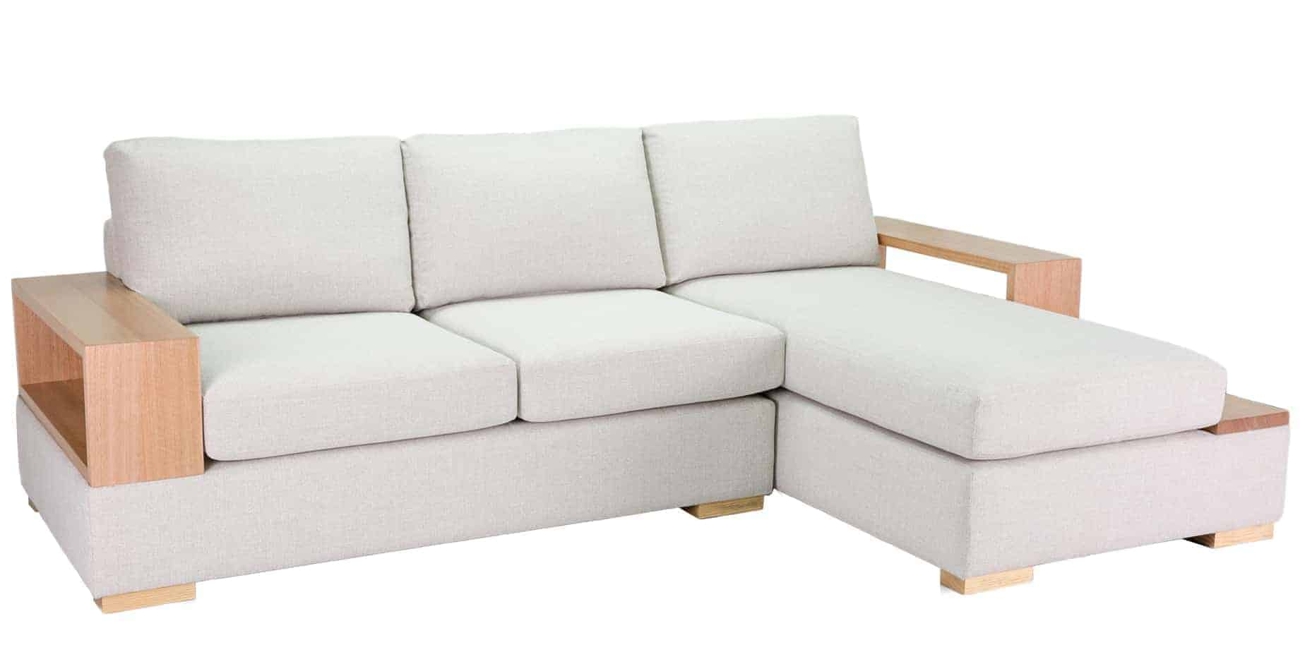 Bookcase sofa lounge chaise corner modular custom made australian made buy furniture from the ydney Furniture Factory