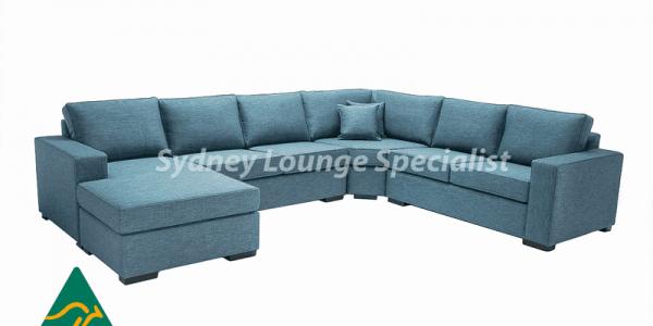 sectional corner modular chaise lounge sofa