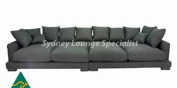 Adrian Ultra, sectional corner modular chaise lounge sofa