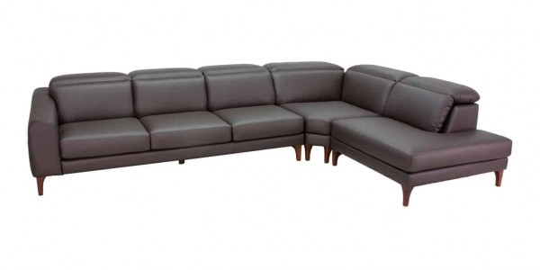 Chaise Corner Plush Modular Sofa Lounge Australian Made available at Sydney Lounge Specialist