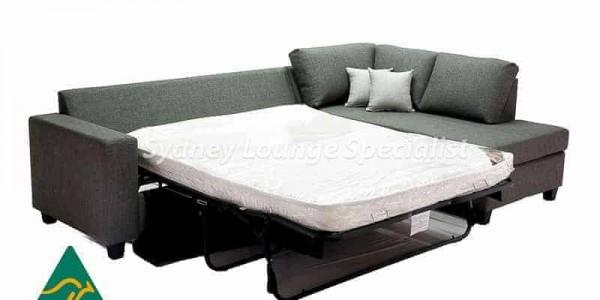 Sofa Bed - Corner Modular with sofa bed