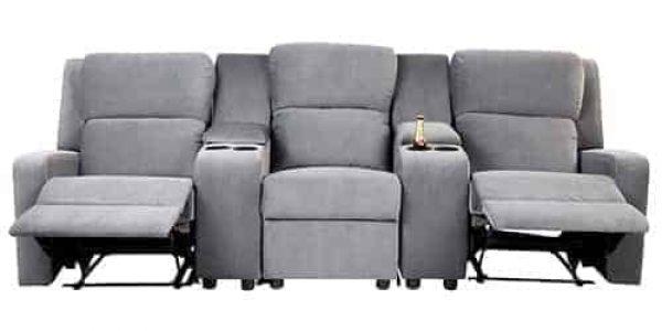 home theatre recliner modular sofa lounge - lift chair – recliner chair – electric recliner – recliner sofa Sydney