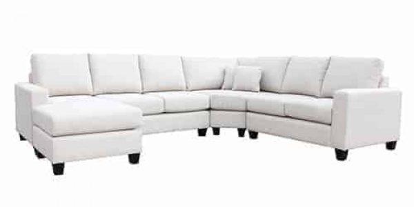 Cosmo Deluxe_Corner Modular Sofa_Sofa Sectional_7 seater sofa