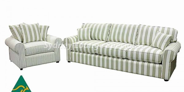Ash 3.5 Seater + 1.5 Seater Lounge Suites fabric chaise lounge - sofa corner modular