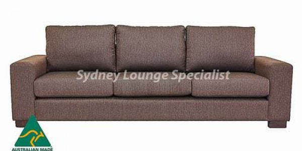 Plush 3.5 seater sofa lounge suite set - buttoning – studs