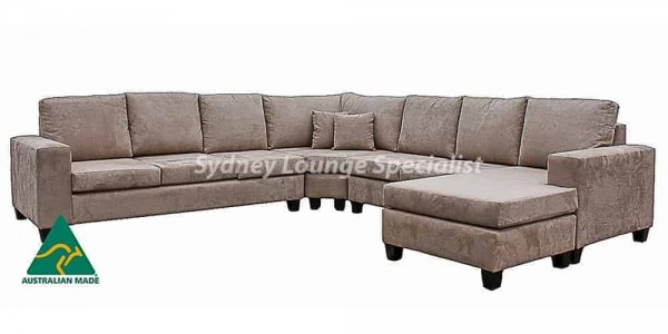 Cosmo Deluxe_Chaise Lounge_Sectional_Modular_Chaise_Lounge