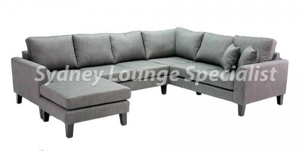 Sydney sectional corner modular chaise lounge sofa
