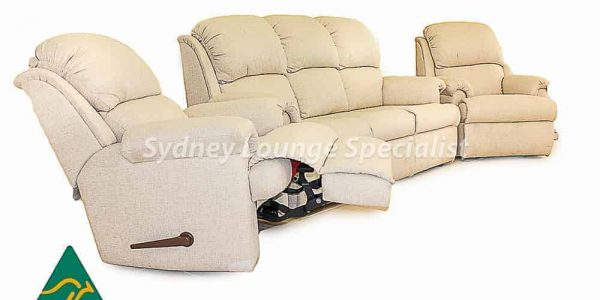 Hilton 3+2 Seater Recliner Chair, home theatre recliner modular sofa lounge - lift chair – recliner chair – electric recliner – recliner sofa Sydney
