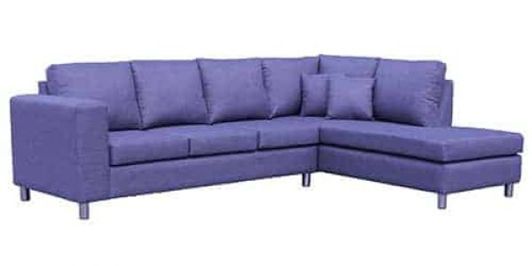 Kingsrove chaise lounge sofa corner modular