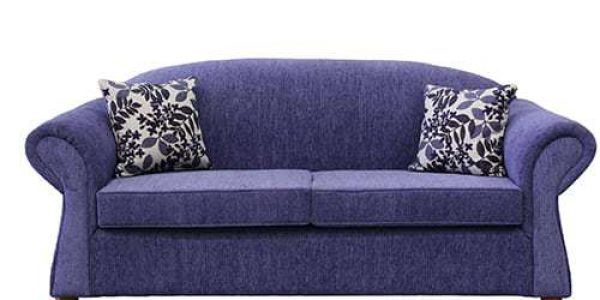 2.5 seater sofa lounge suite set - buttoning - studs