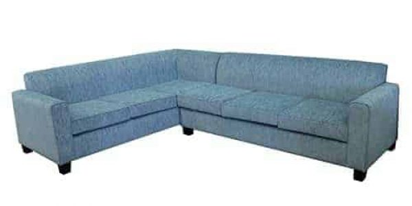 6 seater sectional lounge sofa corner modular