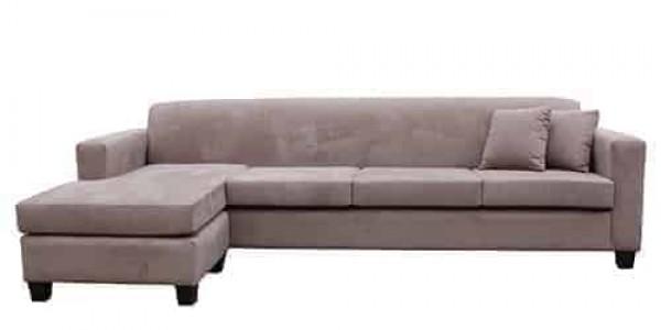Mossvale 4 seater chaise lounge sofa corner modular, furniture