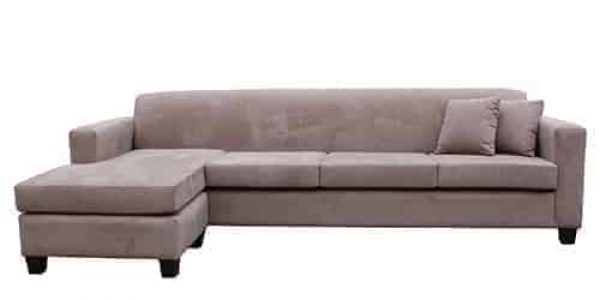 Mossvale 4 seater chaise lounge sofa corner modular, furniture