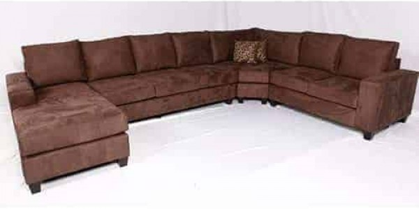 sectional modular - corner modular lounge - sofa chaise suite